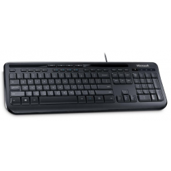 TECLADO MICROSOFT WIRED 600...