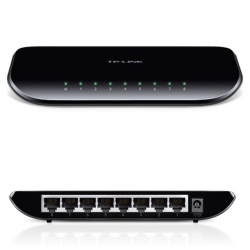 TP-LINK SWITCH 8P GIGABIT...