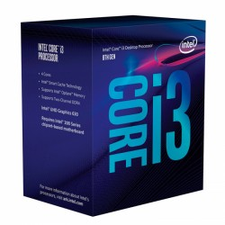 CPU INTEL CORE I3 9100F...