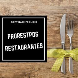 PRORESTPOS RESTAURANTE